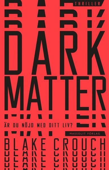 bokomslag Dark matter