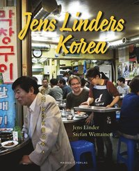 bokomslag Jens Linders Korea : En kokbok