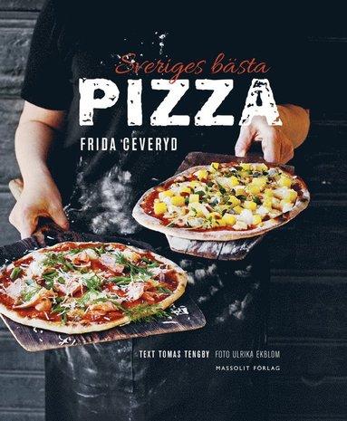 bokomslag Sveriges bästa pizza