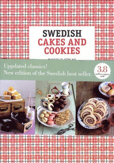 bokomslag Swedish Cakes and Cookies