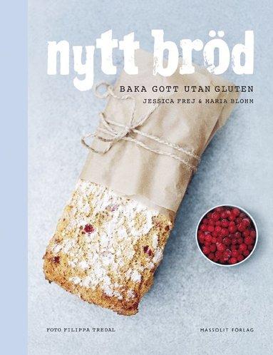 bokomslag Nytt bröd : baka gott utan gluten