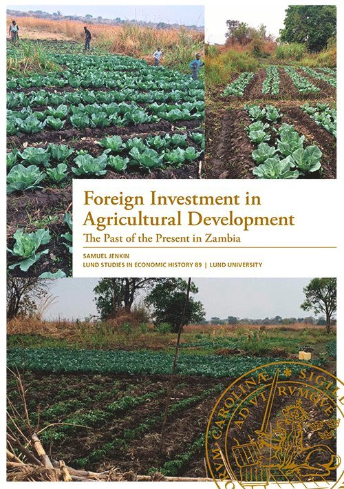 Foreign Investment in Agricultural Development 1