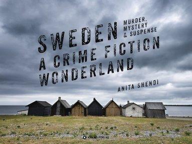 bokomslag Sweden : a crime fiction wonderland