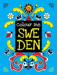 bokomslag Colour me Sweden