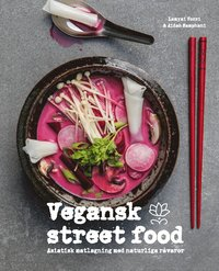 bokomslag Vegansk street food