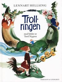 bokomslag Trollringen