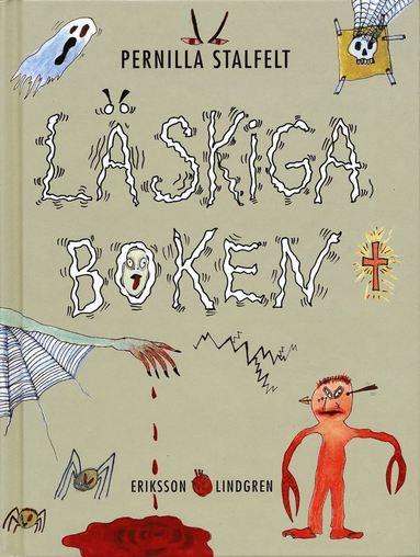 bokomslag Läskiga boken