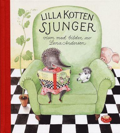 bokomslag Lilla Kotten sjunger : en samling visor