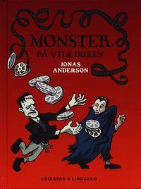 bokomslag Monster på vita duken