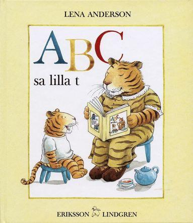 bokomslag ABC sa lilla t