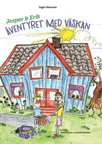 bokomslag Jesper & Erik : äventyret med väskan
