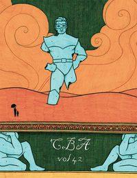 bokomslag CBA vol 42: Subversive Superhero Stories