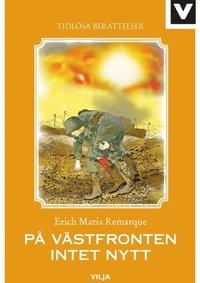 bokomslag På västfronten intet nytt / Lättläst