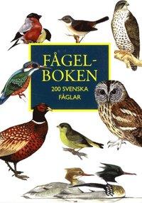 bokomslag Fågelboken : 200 svenska fåglar