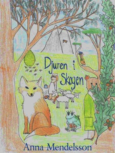 bokomslag Djuren i skogen