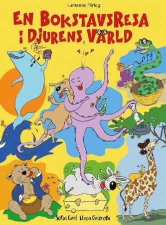 bokomslag En bokstavsresa i djurens värld