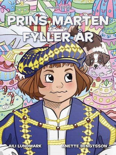 bokomslag Prins Mårten fyller år