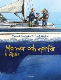 bokomslag Mormor och morfar är seglare
