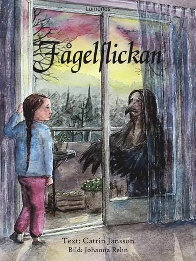 bokomslag Fågelflickan