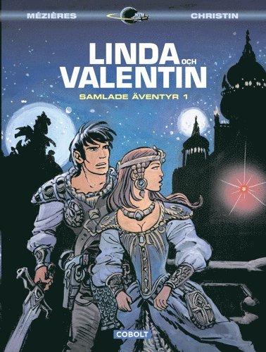 bokomslag Linda och Valentin. Samlade äventyr 1