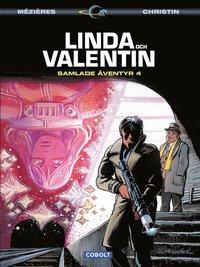 bokomslag Linda och Valentin. Samlade äventyr 4