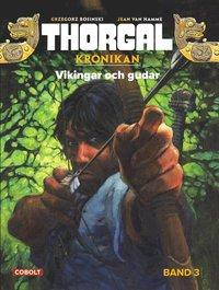 bokomslag Thorgal. Vikingar och gudar
