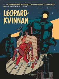 bokomslag Spirou. Leopardkvinnan. Del 1