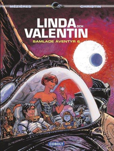 bokomslag Linda och Valentin : samlade äventyr 6