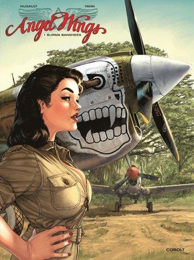 bokomslag Angel Wings. Burma Banshees