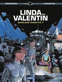 bokomslag Linda och Valentin. Samlade äventyr 7