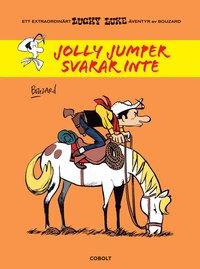 bokomslag Jolly Jumper svarar inte