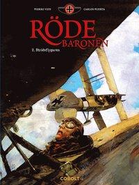 bokomslag Röde Baronen. Stridsflygaren