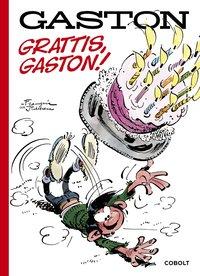 bokomslag Grattis, Gaston!