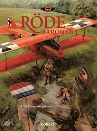bokomslag Röde Baronen. Den flygande cirkusen