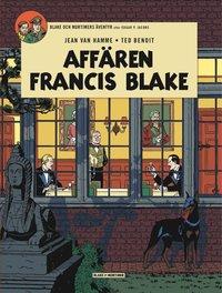 bokomslag Blake och Mortimer : affären Francis Blake