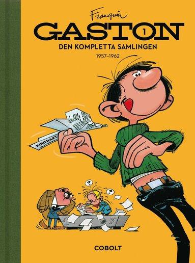 bokomslag Gaston. Den kompletta samlingen, Volym 1 1957-1962 : skämt nr 1-224