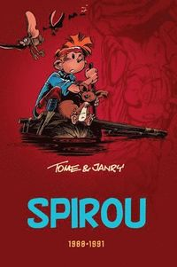 bokomslag Spirou 1988-1991