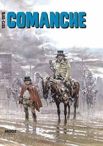 bokomslag Comanche 1973 - 1975