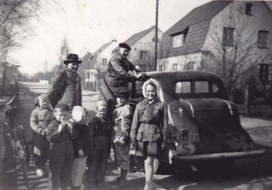 bokomslag Nybyggare i Malmö : Krageholmsgatans framväxt 1930-1940