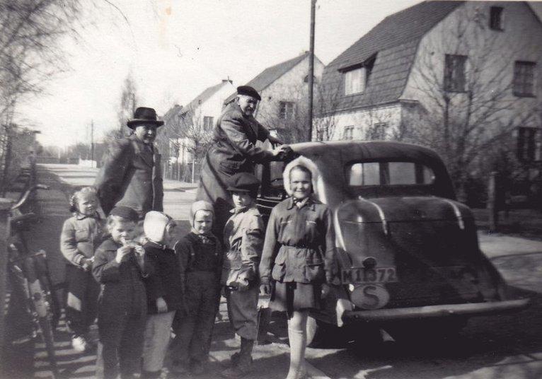 Nybyggare i Malmö : Krageholmsgatans framväxt 1930-1940 1