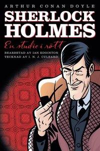 bokomslag Sherlock Holmes. En studie i rött