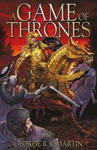 bokomslag Game of thrones - Kampen om Järntronen. Vol 4