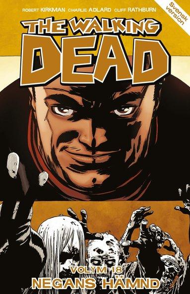 bokomslag The Walking Dead volym 18. Negans hämnd