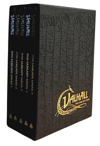 bokomslag Valhall – lyxig jubileumsbox med alla 15 album + bonusmaterial