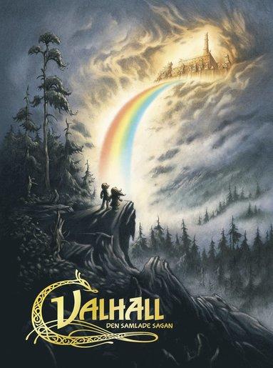 bokomslag Valhall : den samlade sagan 1
