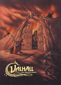 bokomslag Valhall : den samlade sagan 2