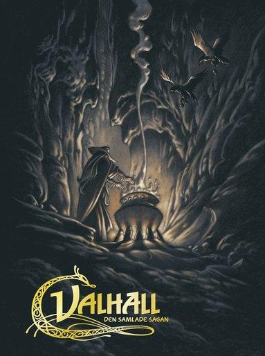 bokomslag Valhall : den samlade sagan 4