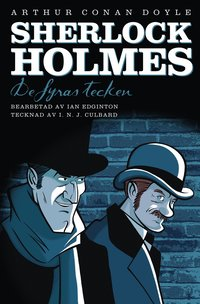 bokomslag Sherlock Holmes. De fyras tecken