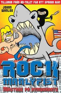 bokomslag Rock Manlyfist. Mästare på rymdkarate
