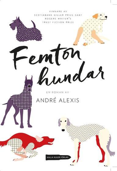 bokomslag Femton hundar
